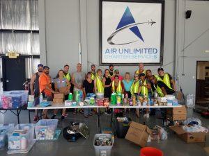 Air Unlimited Volunteers